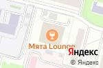 Схема проезда до компании Ольга-М в Москве