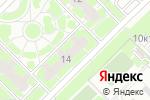Схема проезда до компании СФИНКС в Москве