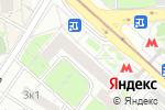 Схема проезда до компании Chugunposuda.ru в Москве