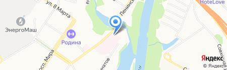 Родильный дом на карте Химок