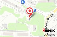 Схема проезда до компании Сити-М в Москве