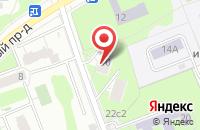 Схема проезда до компании Рэс в Москве