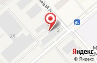 Схема проезда до компании Радиодетали в Видном