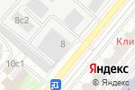 Схема проезда до компании Жилищник района Очаково-Матвеевское, ГБУ в Москве