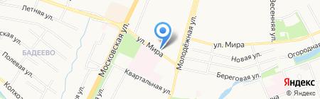 Юлмарт Аутпост на карте Чехова