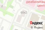 Схема проезда до компании Тандем-мед в Москве