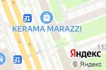 Схема проезда до компании Он и она в Москве