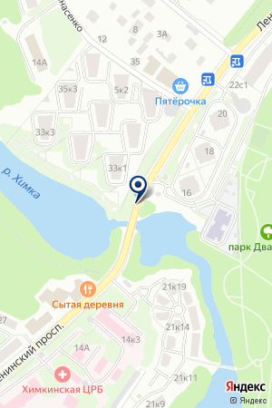 ПТФ АСФА-ЦЕНТР на карте Химок