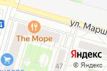 Схема проезда до компании Добрынинский в Москве