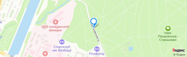 Иваньковское шоссе