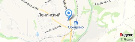 Столовая на карте Барсуков