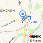 Теплотехника на карте Ленинского
