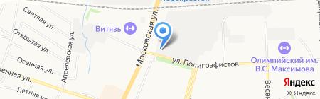 Энерго-Info на карте Чехова