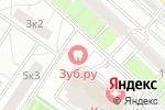 Схема проезда до компании Ля Ви в Москве