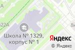 Схема проезда до компании Stella в Москве