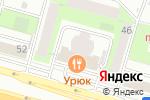 Схема проезда до компании LinElle в Москве