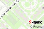 Схема проезда до компании Совет ветеранов войны и труда в Москве
