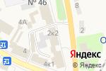 Схема проезда до компании Продуктовый магазин №46 в Ленинском