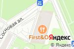 Схема проезда до компании Else Group в Москве