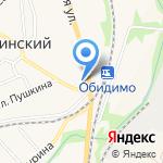 Банкомат на карте Ленинского
