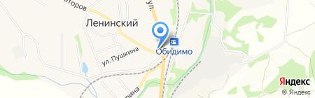 Одежда от Надежды на карте Барсуков