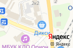 Схема проезда до компании Одежда от Надежды в Ленинском