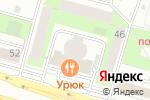 Схема проезда до компании Fit Space в Москве