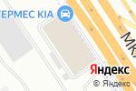 Схема проезда до компании Кровля и изоляция в Москве