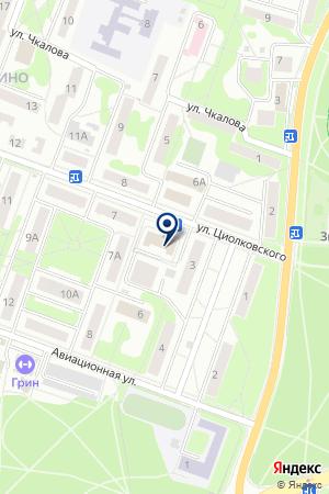 ФИРМА-РАЗРАБОТЧИК СИРИУС на карте Лобни