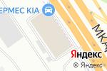 Схема проезда до компании СДТ Холдинг в Москве