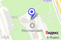 Схема проезда до компании ПТФ БАРЕЛЬ в Москве