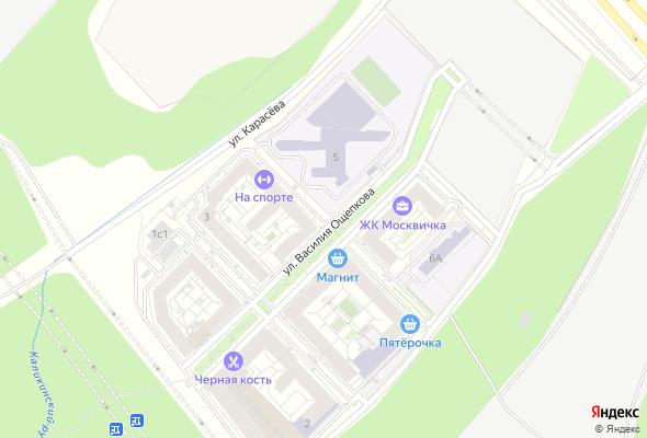 жилой комплекс Москвичка