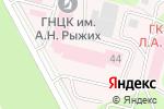 Схема проезда до компании Ю.Эн.Ай Групп Инвест в Москве