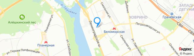 район Левобережный