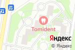 Схема проезда до компании ВКС в Москве