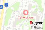 Схема проезда до компании Территория Речи в Москве