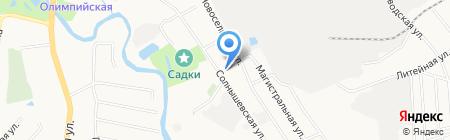 ЖКХ Чеховского района на карте Чехова