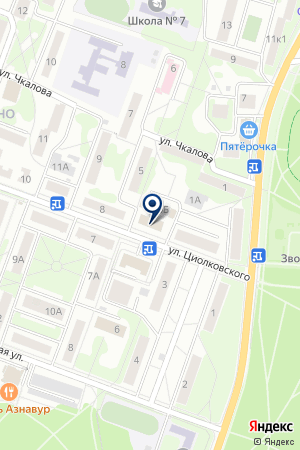 ОБУВНАЯ МАСТЕРСКАЯ ШАРМ на карте Лобни