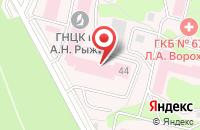 Схема проезда до компании Анимационная студия ПИЛОТ Александра Татарского в Москве