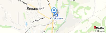 ЗАГС Ленинского района на карте Барсуков