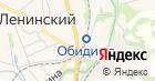 Территориальный отдел по Ленинскому району Министерства труда и социальной защиты Тульской области на карте