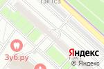 Схема проезда до компании Ланко-1 в Москве