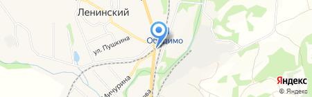 Магазин товаров для дома на карте Барсуков