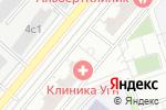 Схема проезда до компании Art mafia в Москве