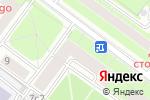 Схема проезда до компании Далекс Центр - DA-office.ru в Москве