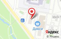 Схема проезда до компании Правовое Содействие в Москве