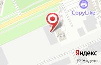 Схема проезда до компании Инсайтплатинум в Чехове
