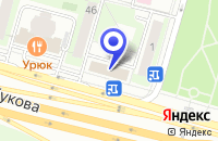 Схема проезда до компании ДОПОЛНИТЕЛЬНЫЙ ОФИС № 1569/01104 в Москве