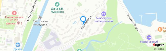 Береговая улица