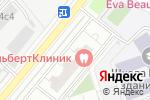 Схема проезда до компании Anchor Training в Москве